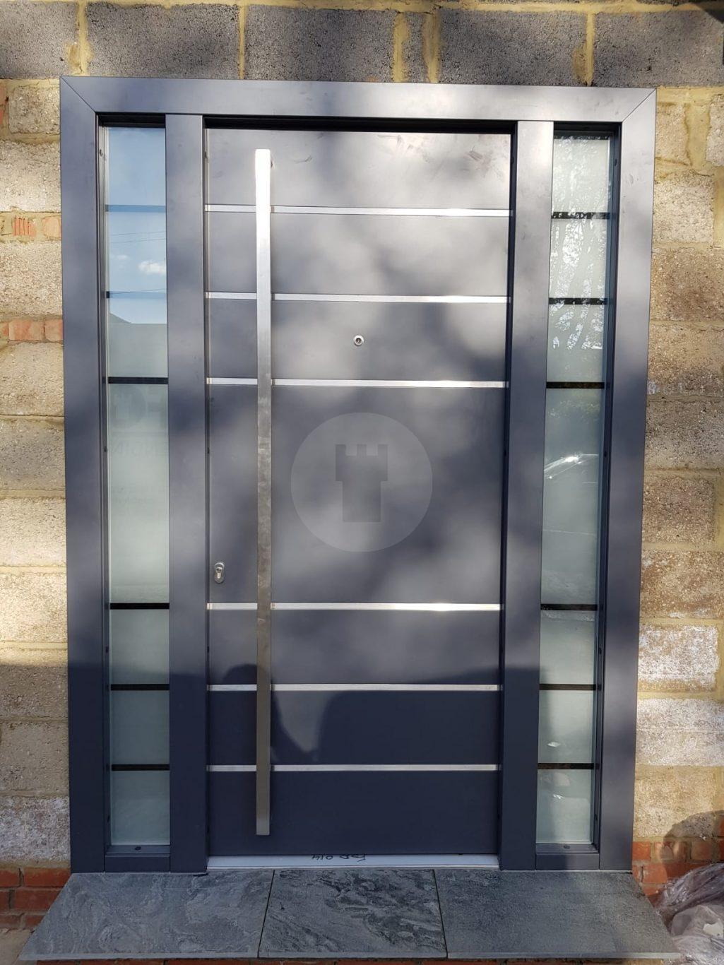 Contemporary Doors Fort Security Doors