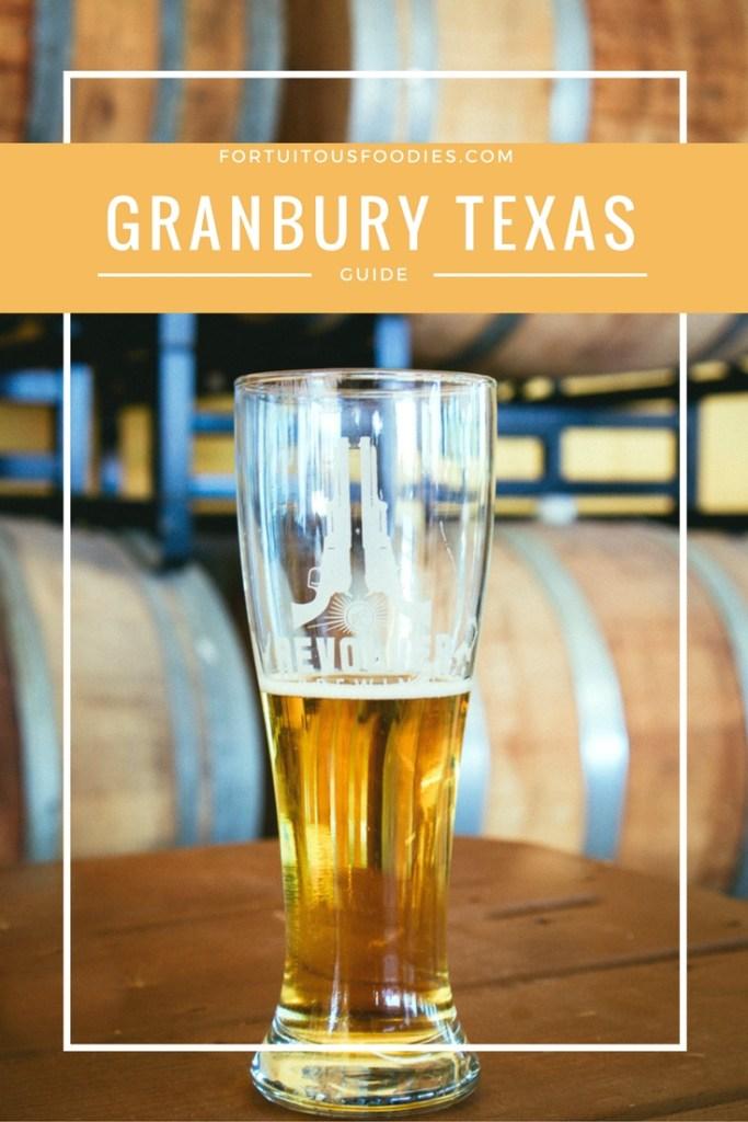 Guide: Granbury Texas