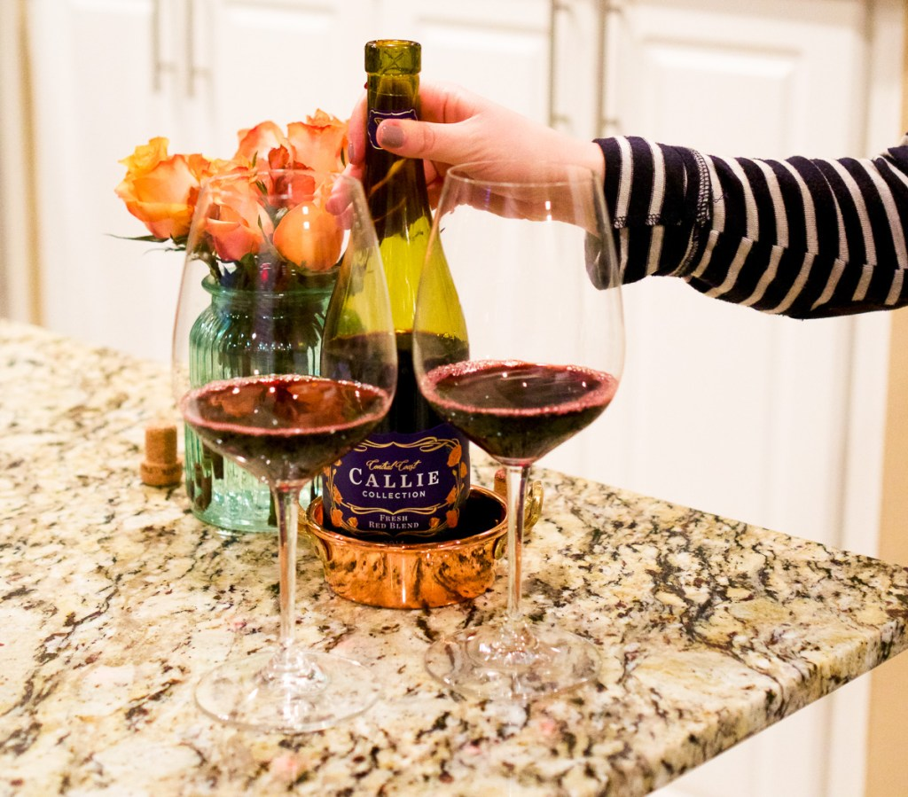 Girls Wine Night Ideas