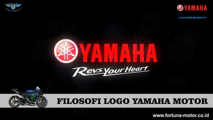 filosofi logo yamaha motor