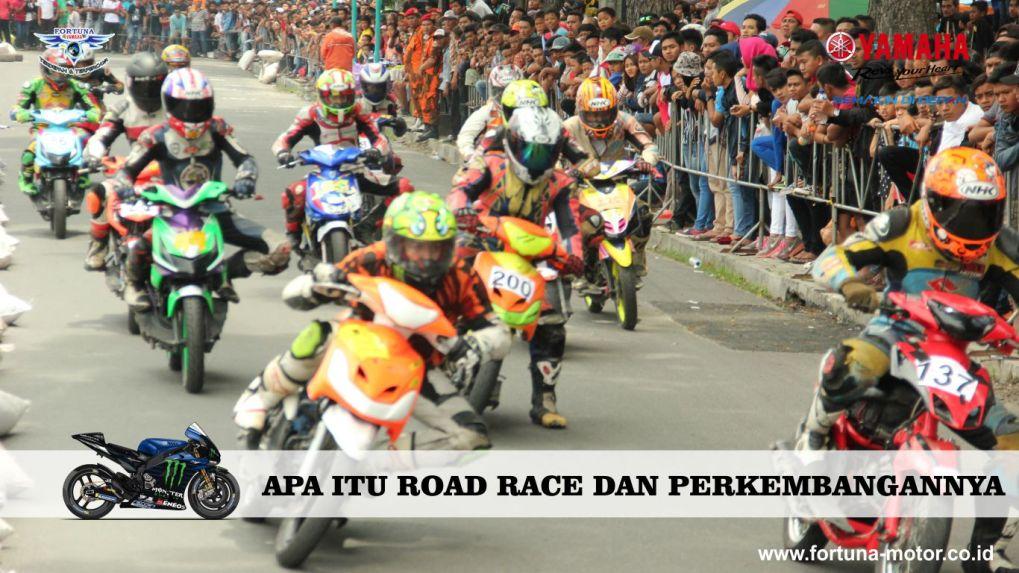 apa itu road race dan perkembangannya