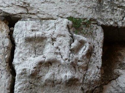 Bassorilievo porta bellona (Orione)