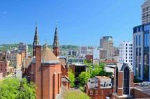 Downtown Birmingham Alabama
