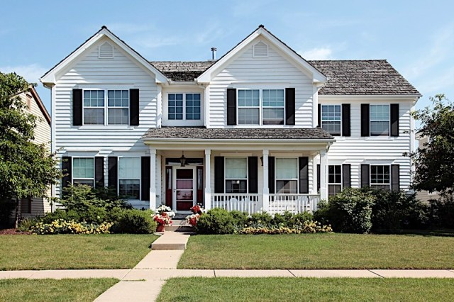 Traditional Exterior Appeal
