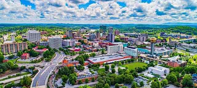 Knoxville real estate investing