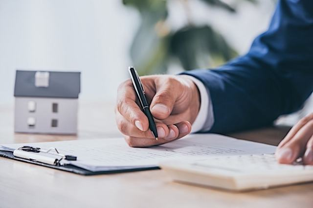 underwriting real estate