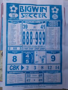 week 5 bigwin soccer 2021 page 1