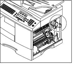 Fuser Error Samsung SCX-6220, 6320F, 6322D Fusing Assembly