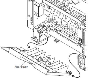 Kyocera FS1370 Fuser Replacement Procedure FK-170
