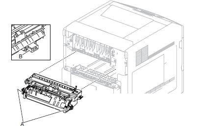 Lexmark X656, X656de, X656dte Fuser Replacement 40X4418