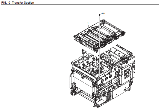 Kyocera FS-C2126MFP+ Parts List and Diagrams