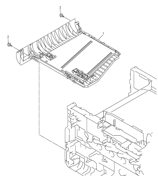 Brother HL L9200CDW Parts List and Illustrated Parts Diagrams