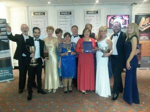 FMS members at AIMS Awards 2015