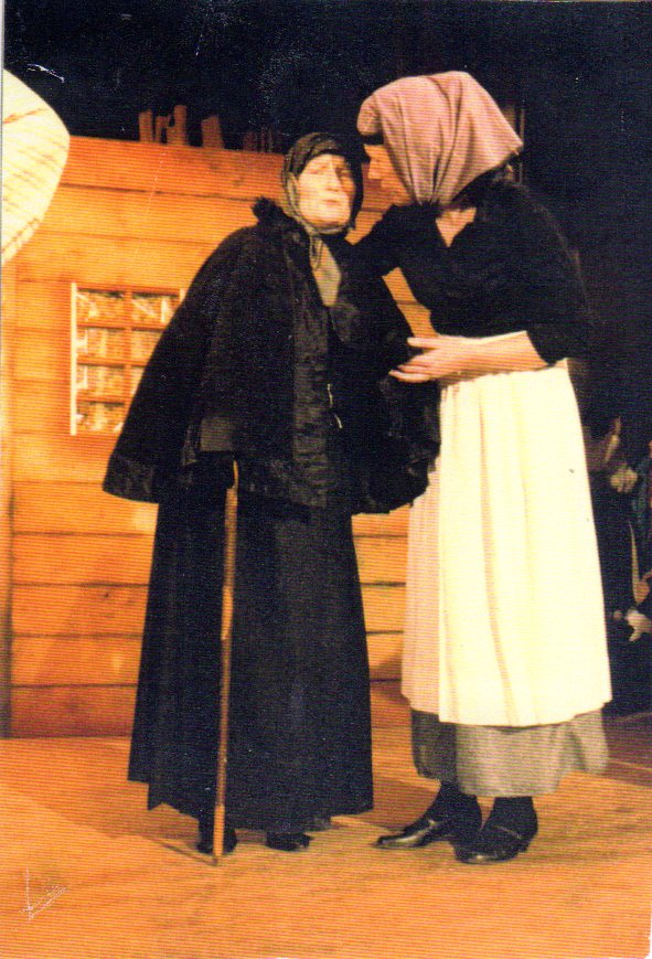 Fiddler On The Roof May 1985 171 Fortwilliam Musical Society