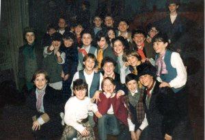 Oliver! cast 1985