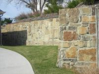 Fort Worth Grass & Stone - Milsap Chopped Stone