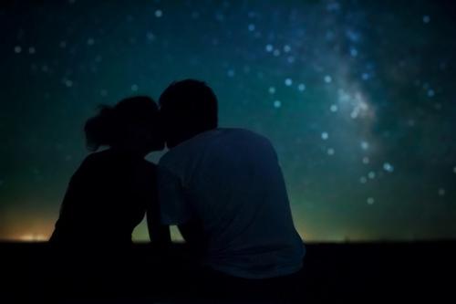 Image result for love under the stars
