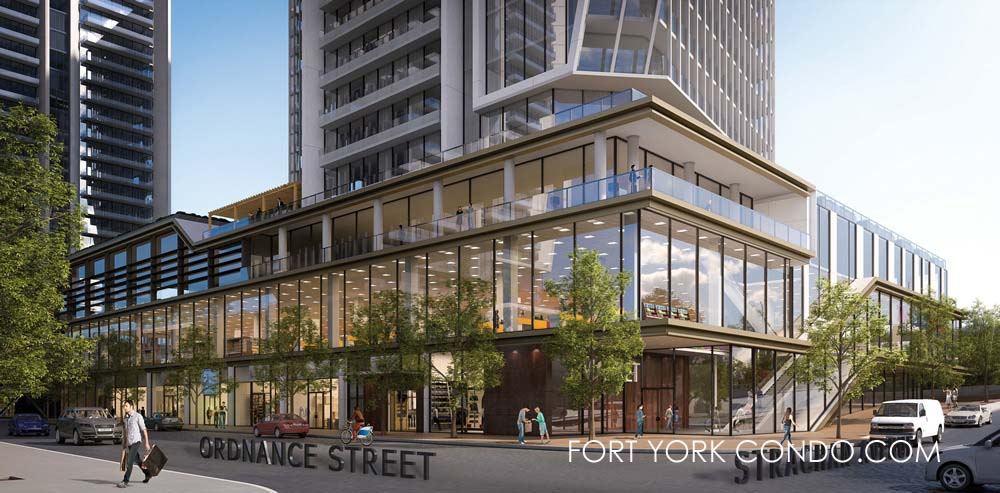 Garrison Point Condos  Preconstruction  FORT YORK CONDO