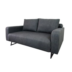 Where To Get Sofa Bed In Singapore Kmart Couch Aikin Grey Furniture Home Decor Fortytwo