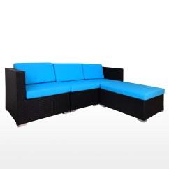 Cushion Sofa Set Curved Sectional Canada Summer Outdoor Modular Ii Blue Cushions 2 Year