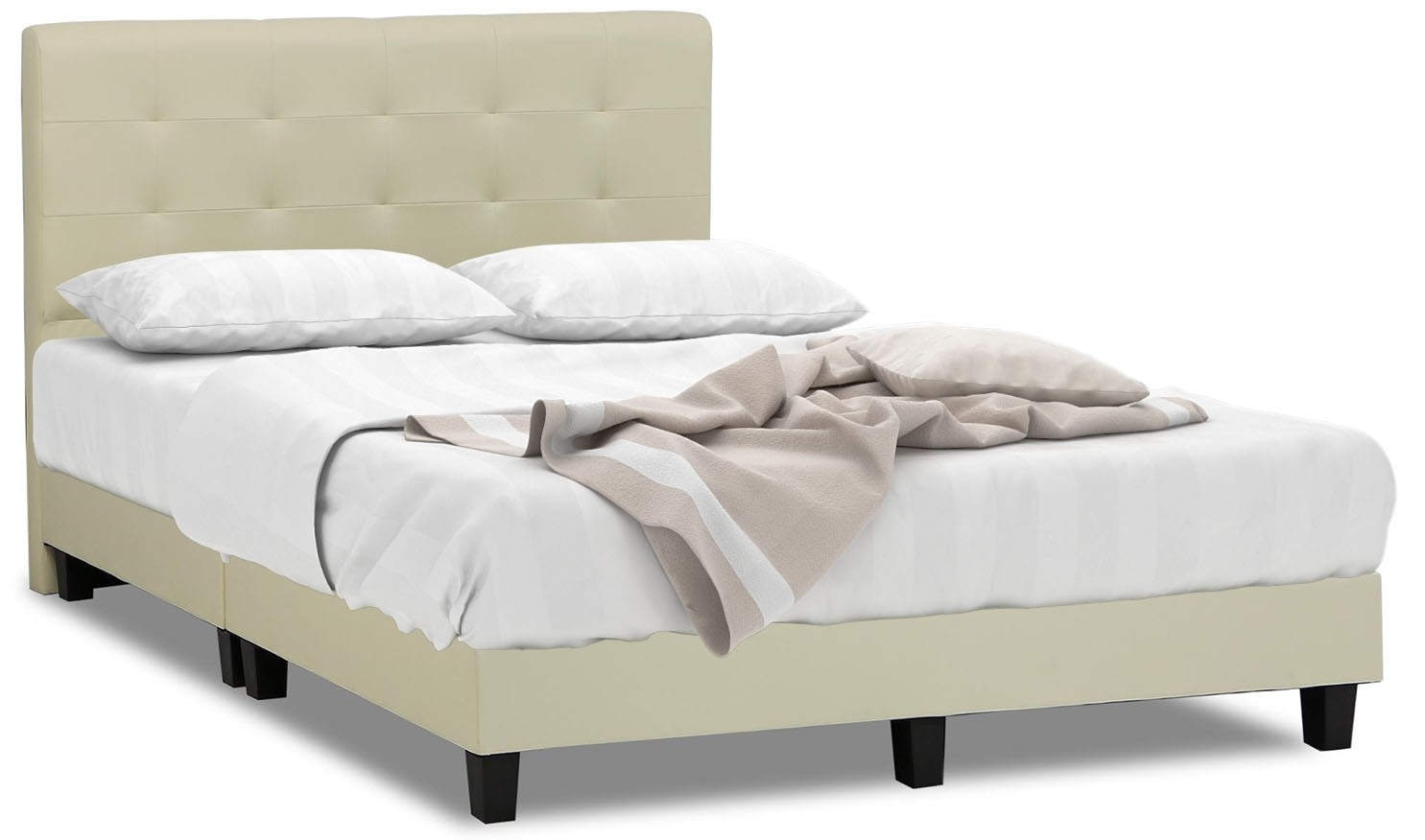 hight resolution of trizone package mr2 tri zone 10 individual pocketed spring mattress bedframe