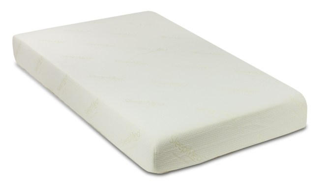 Sleepmed Memory Foam Mattress Single In 7 Inch