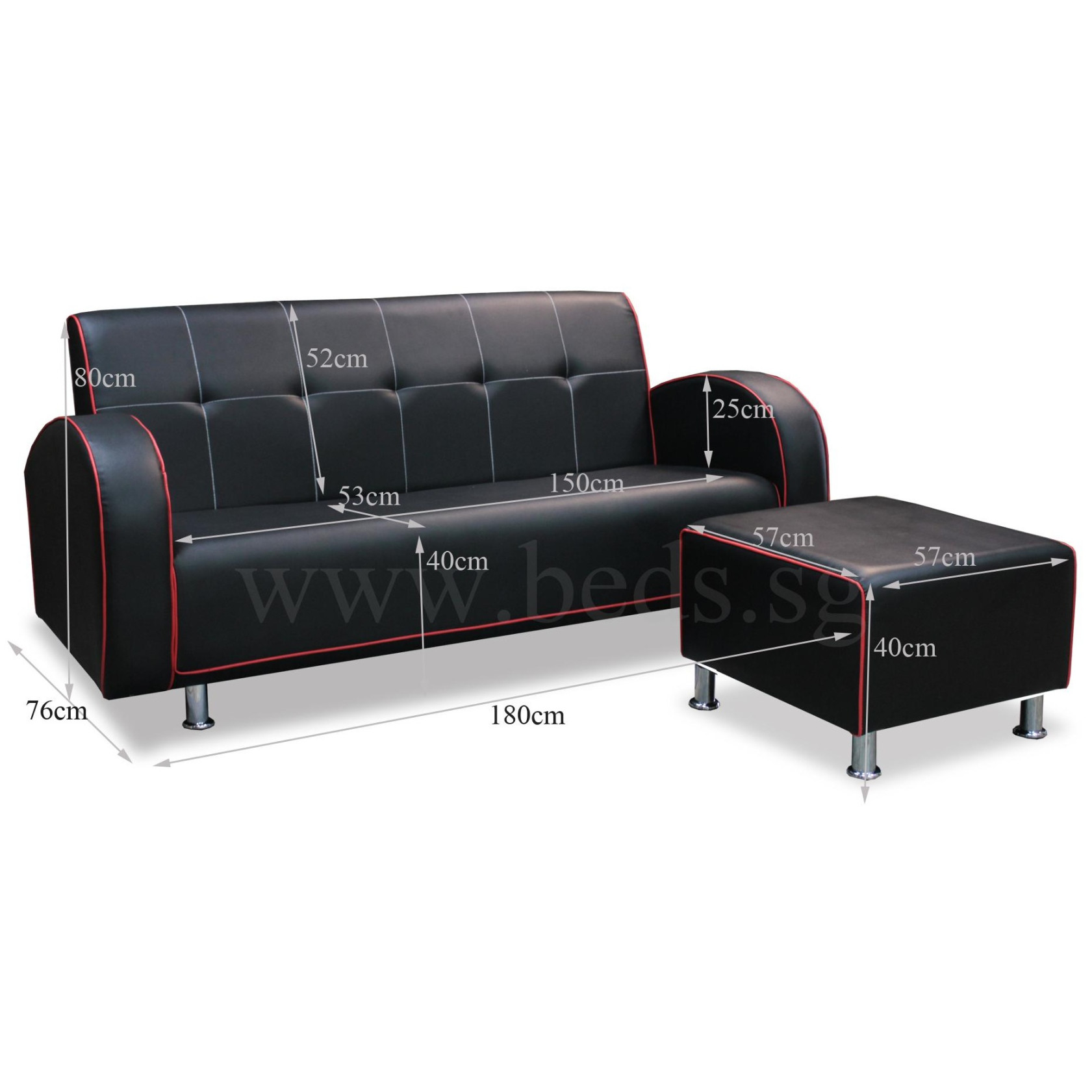 cheap faux leather sofa sets togo nz lava set furniture and home décor fortytwo