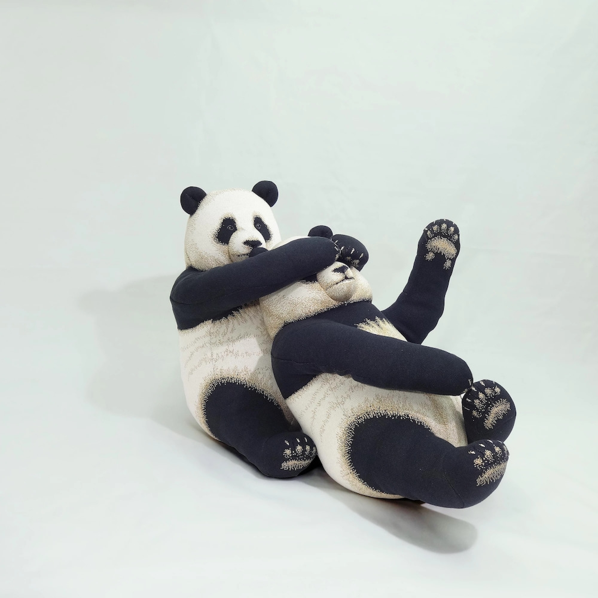 panda bean bag chair indoor bistro table chairs giant bags home decor and lifestyle