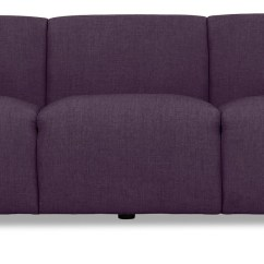 Eggplant Sofa Replacement Corner Cushion Covers Denise 3 Seater In Furniture Home Decor Fortytwo