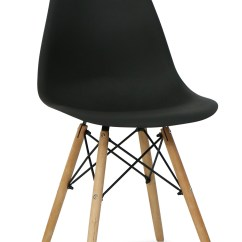 Designer Dining Chairs Blue For Living Room Eames Black Replica Chair