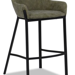 Green High Chair Cushioned Office Elia In Furniture And Home Décor Fortytwo