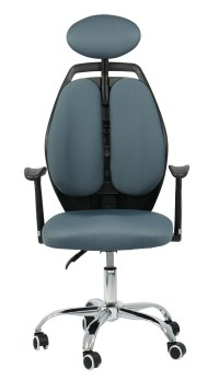 Strelley Executive Chair (Grey) | Furniture & Home Dcor ...