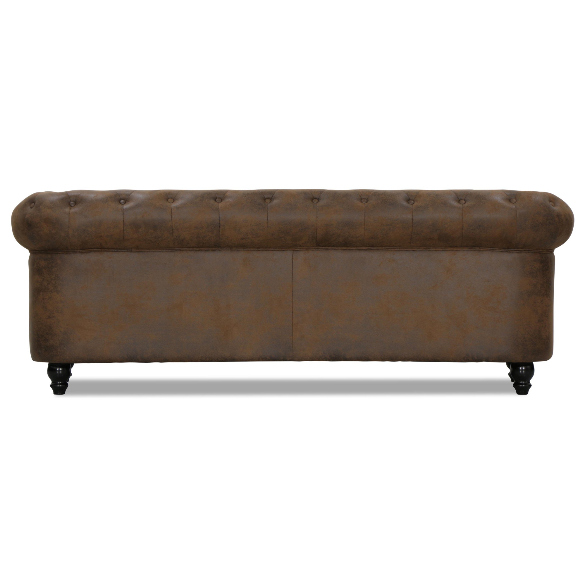 pu leather sofa reviews crypton fabric benjamin classical 3 seater vintage