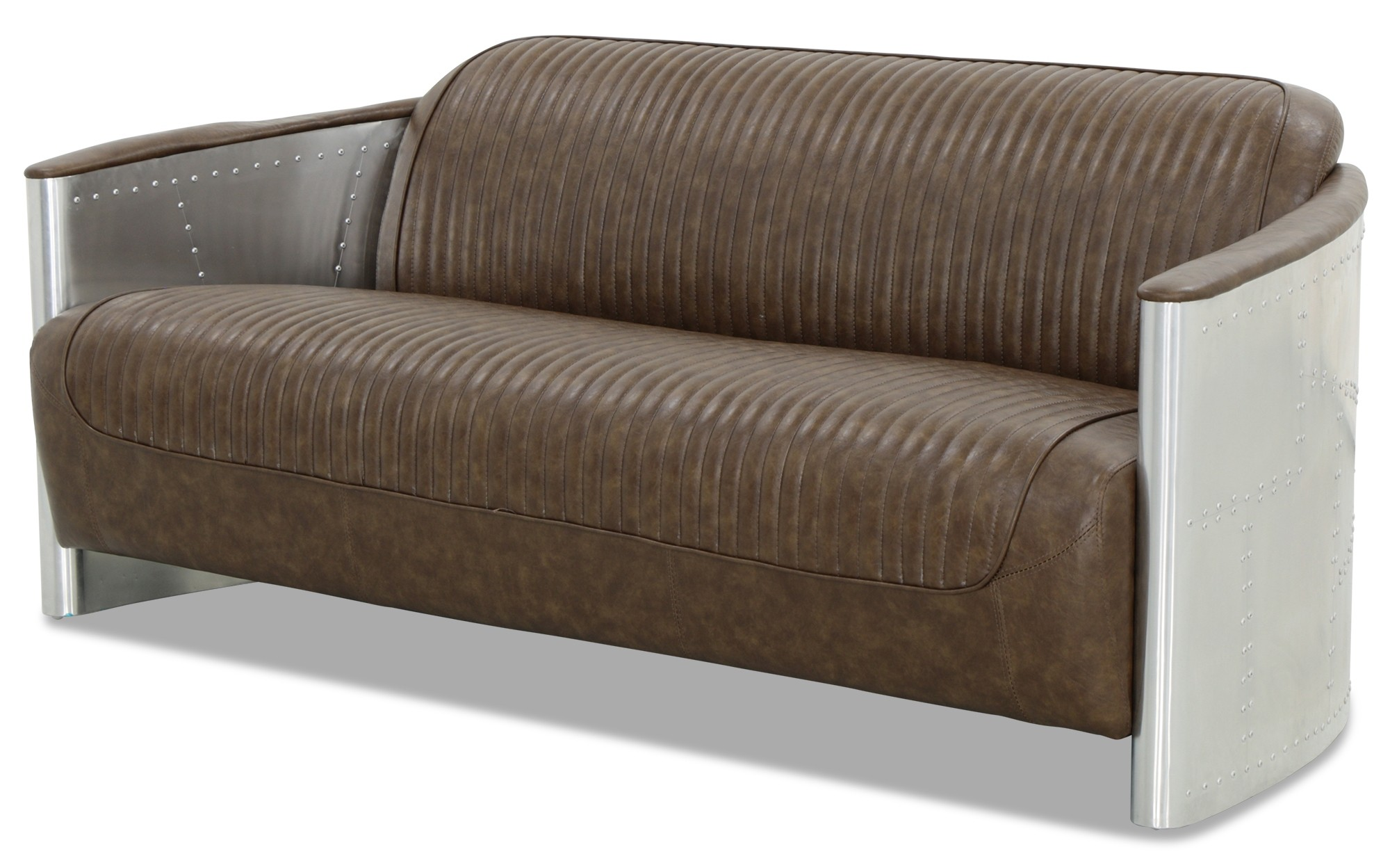 pu leather sofa reviews sac ireland aviator baci living room