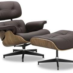 Dark Brown Leather Chair Tub Covers Australia Designer Replica Eames Lounge Furniture
