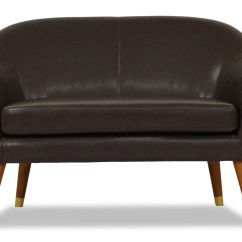 2 Seater Brown Sofa Dwell Studio Review Saffy Dark Furniture And Home Décor