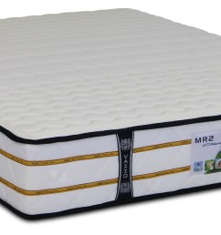 vazzo mr2 trizone individual pocketed spring mattress [ 2000 x 839 Pixel ]