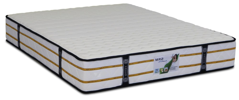 medium resolution of vazzo mr2 trizone individual pocketed spring mattress