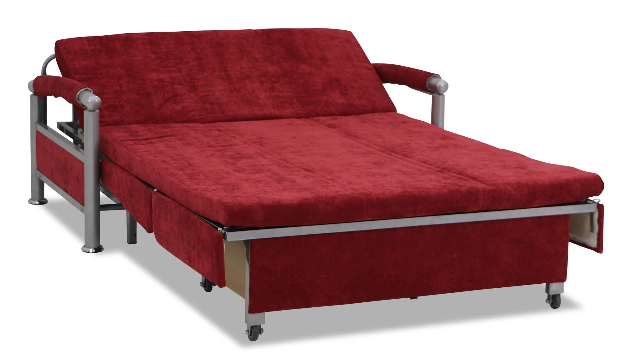 day bed sofa saddlemen road deluxe touring seat reviews tara fabric beds and sofas