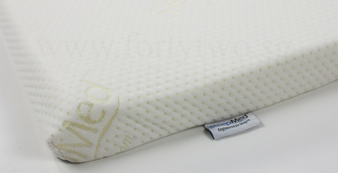 Sleepmed Memory Foam Topper Single Size