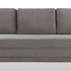 Good Sofa Bed Singapore Cheap Slipcover Sets Cozy 3 Seater Grey Pull Out Furniture And Home