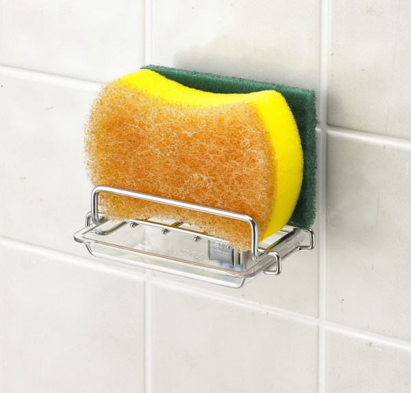 3m Command Metal Accessory Scouring Pad Holder 17679b