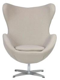 Designer Replica Egg Chair in Cream