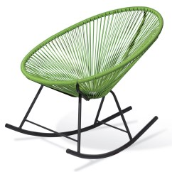 Rocker Chair Sg Comfy For Bedroom Lucky Clover Patio Rocking Furniture Home Decor Fortytwo