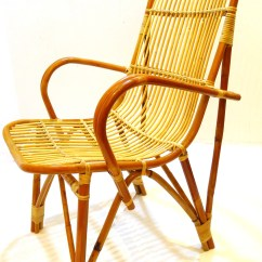 Large Wicker Chair Rosewood Chairs Singapore Brown Rattan Arm High Seating Furniture