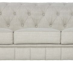 3 Seater Fabric Sofa Kathy Ireland Home Quinn Microfiber Reclining Reviews Benjamin Classical In Beige Furniture
