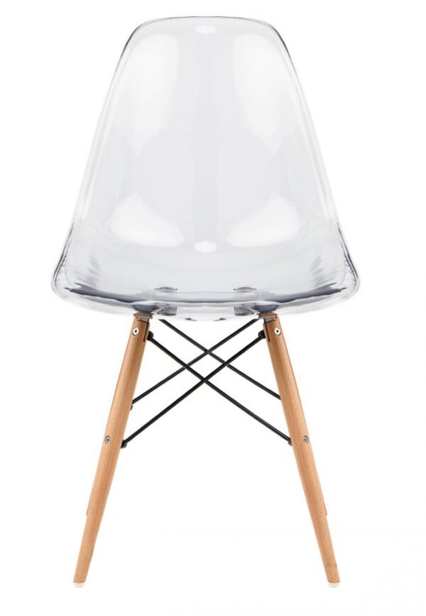 Eames Clear Replica Designer Chair  Furniture  Home