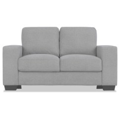 2 Seater Love Chair Padded Church Chairs Seaters Seats Sofas Sofa Beds Daybeds Living Room Alexis Light Grey