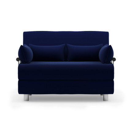 where to get sofa bed in singapore fest amsterdam green velvet beds daybeds sale living room furniture fortytwo rolly fabric blue