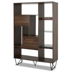 Furniture Cabinets Living Room Formal Tables Display Shelves Storage Ferrara Cabinet